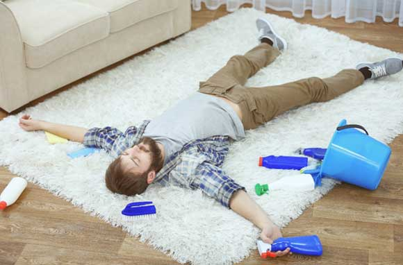 how to keep your carpet clean